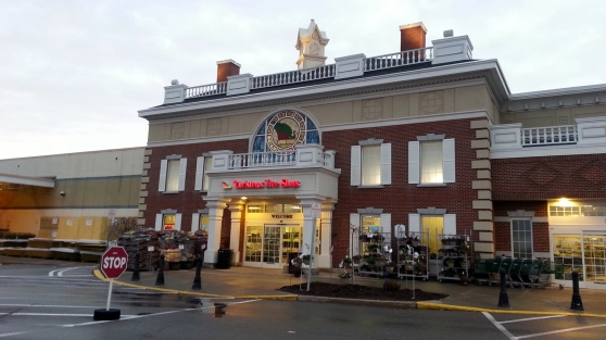 Probably my favorite store.  There are tons up in New England & NY.  This is where I bought all the note cards :)